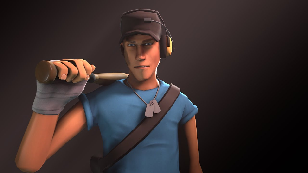 TF2: Scout Backstory/ Lore - YouTube