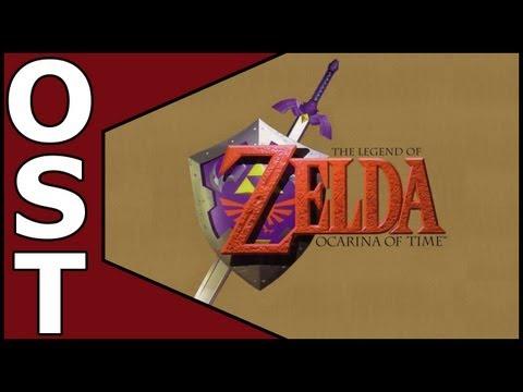 The Legend of Zelda: Ocarina of Time OST ♬ Complete Original Soundtrack