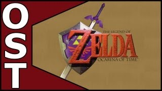 The Legend of Zelda: Ocarina of Time OST - Complete Original Soundtrack [HQ]
