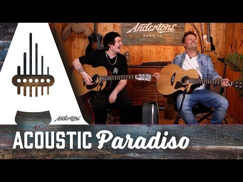 Faith Legacy Guitars - Earth, Mars, Neptune - Best Acoustic Guitars On The Planet?