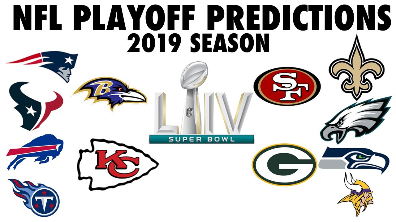 Terrible 2019 Nfl Playoff Predictions Youtube