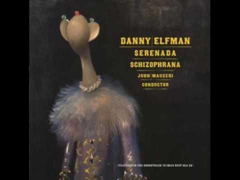 Danny Elfman Serenada Schizophrana I Pianos