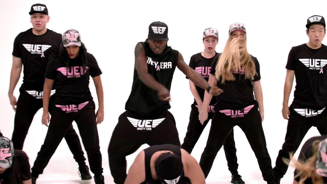 UNITY EMPIRE - UNITY ERA - BREAST CANCER AWARENESS CAMPAIGN COMMERCIAL