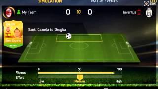 Fifa 15 android ( Quick simulation)