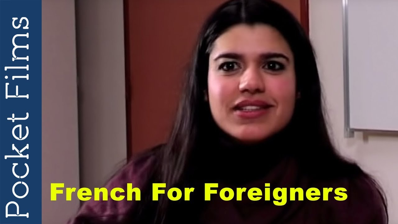 International Short Film - French For Foreigners English -2139