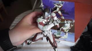 Overwatch - Genji Figure Unboxing