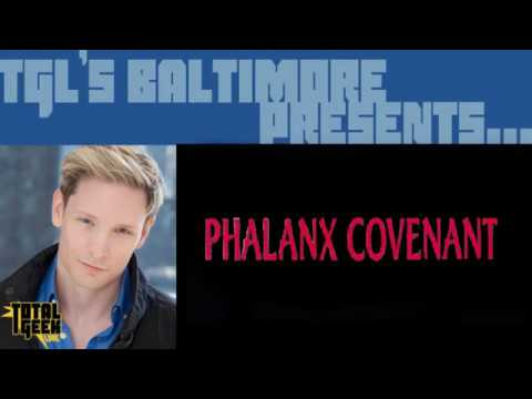 TGL's Baltimore Presents | Marvel Comic's Phalanx Covenant