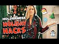 Holderness Musical Holiday Hacks