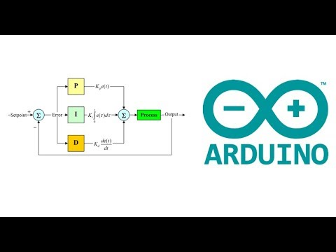#075 Arduino Code - A General Purpose PID Control Library