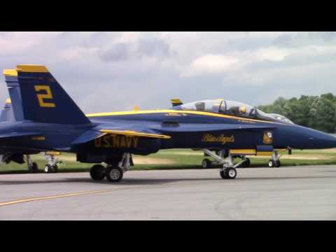 NY Airshow-USN Blue Angels-Saturday-2017