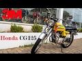 Moto honda CG125 1978 Espelhamento