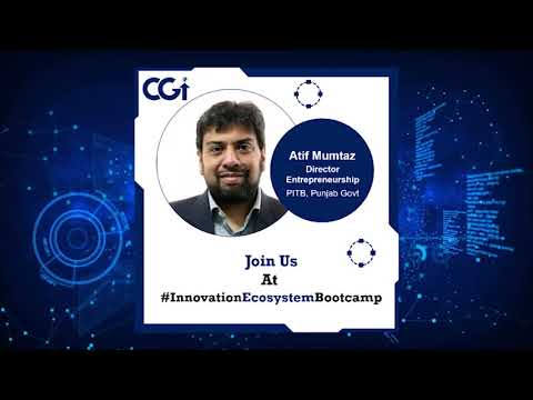 CGI Innovation Ecosystem Workshop 2019