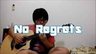 MAGIC! - No Regrets (cover)