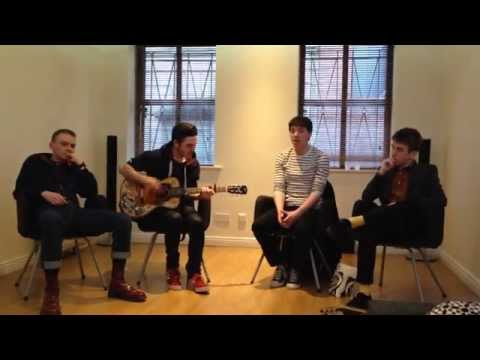 The Strypes - 'Cab fare home' live acoustic (Universal Fan Session)