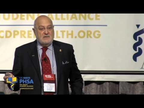 Medical Keynote Speaker Carlos Pellegrini M.D., F.A.C.S. (2013)
