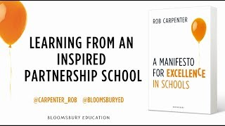 Rob Carpenter on learning from an Inspired Partnership School