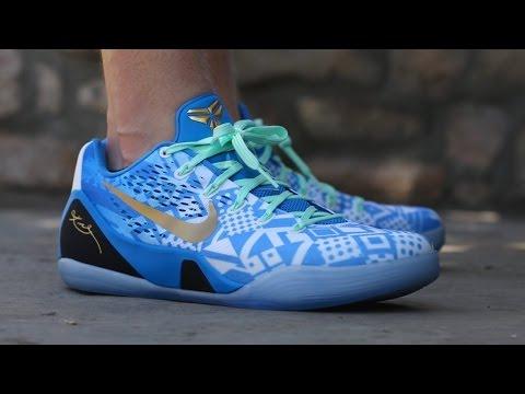 3036afac84b1 Nike Kobe IX 9 EM