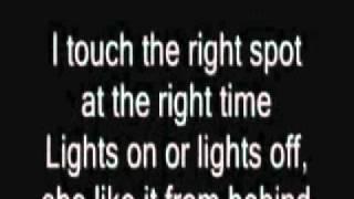 50 Cent-Candy Shop Lyrics