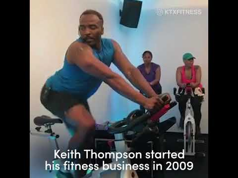 This looks like the best Spin Class ever
