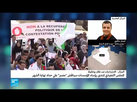 تصريحات لافتة لصديق شهاب المتحدث باسم حزب التجمع الوطني الديمقراطي  - 15:55-2019 / 3 / 20