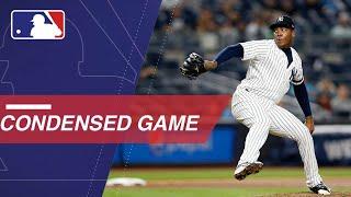 Condensed Game: MIN@NYY 9/18/17