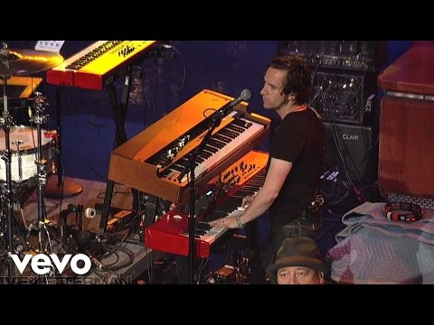 Train  Drops Of Jupiter  on Letterman