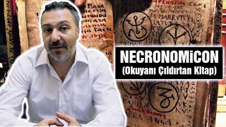 Büyü Kitapları: Grimoire ve Okuyanı Çıldırtan Kitap Necronomicon
