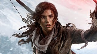 Rise Of The Tomb Raider PS4 Gameplay Part 1