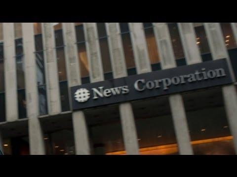 Murdoch warming to News Corp split?