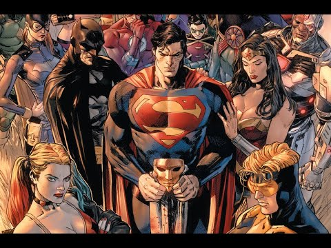 DC Announce Brand New CRISIS For 2018