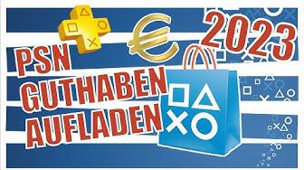 PlayStation Guthaben Aufladen PS4 Deutsch