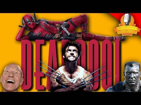 Deadpool VS Wolverine Epic Rap Battle (Prod. by A-Fi Beats) Marvel | Daddyphatsnaps