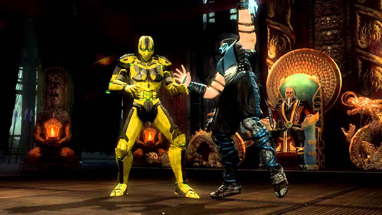 Mortal Kombat Komplete Edition online - YouTube