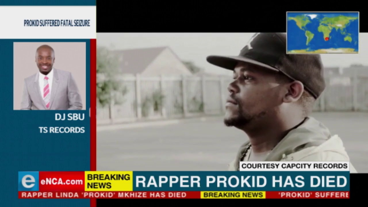 South African DJ, Sbu remembers the life of ProKid.