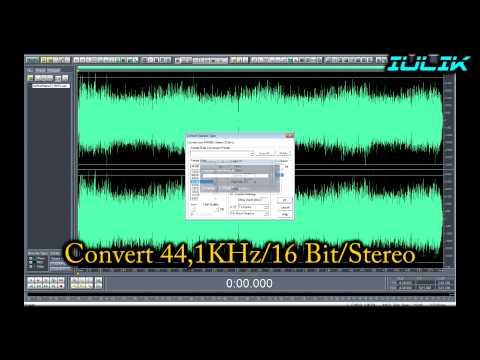 Tutorial convert Mp3 to WAV for PSR A2000 or Tyros