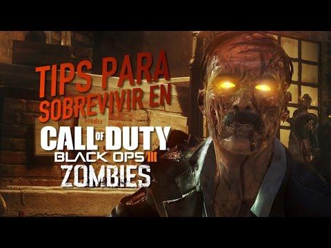 9 tips para noobs del modo zombies de Black Ops 3