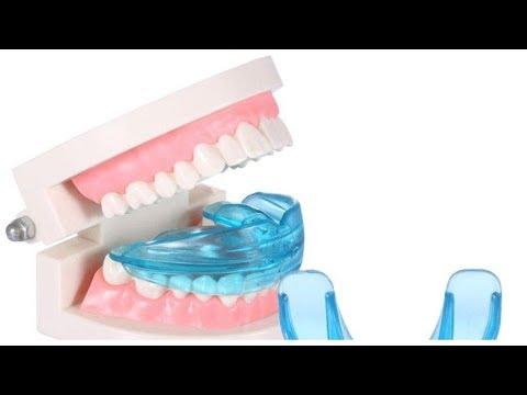 G Tooth Trainer для выпрямления зубов обзор