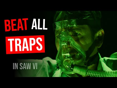 How to Beat Every Trap in Saw 6