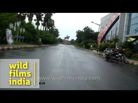 Road to Shivaji  Sports Complex  - Pune