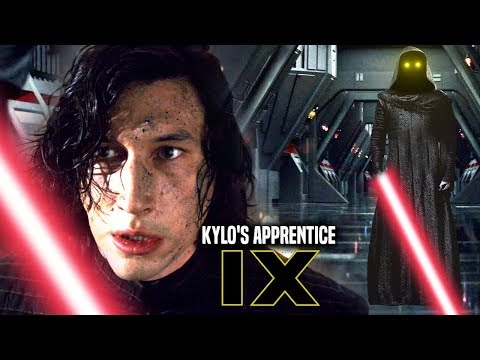 Star Wars Episode 9 Kylo Ren's Apprentice! Potential Spoilers & More