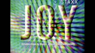"Staxx Joy (Lovejoy Vocal 12"")"