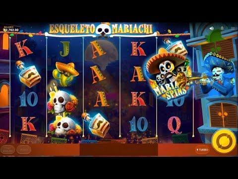 Spiele Esqueleto Mariachi - Video Slots Online