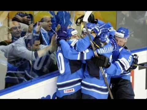 Jääkiekon MM 2011 Slovakia © : Suomi kaksinkertainen maailmanmestari!
