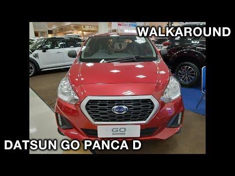 Datsun GO Panca D 2019 - Exterior & Interior Walkaround
