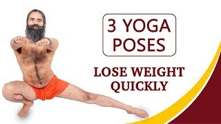 3 Yoga Poses to Lose Weight Quickly