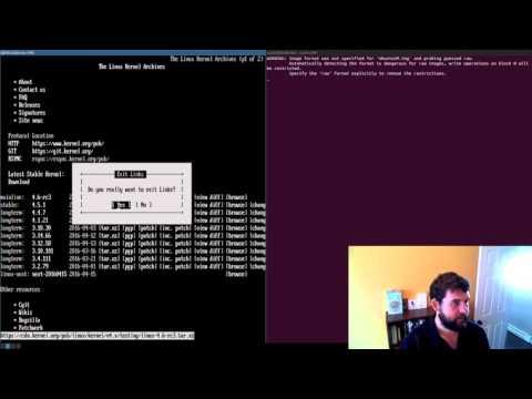 Ubuntu Custom Kernel