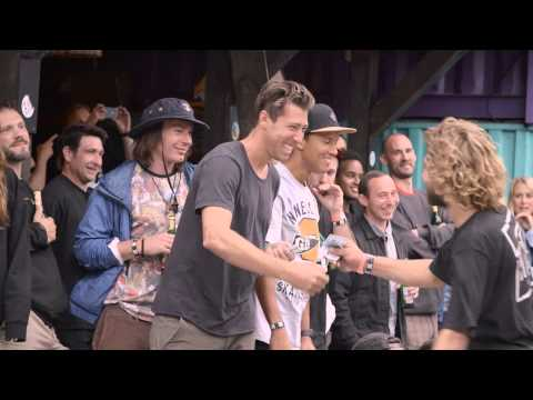 DC SHOES: SMOKE ON THE WATER EVENT: BERLIN, GERMANY