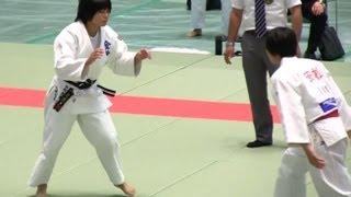 平成24年度 全日本学生柔道体重別選手権大会 (男子31回 女子28回) 女子6...