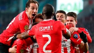 12-2-2017: PSV - FC Utrecht