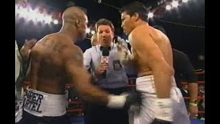BOXING - Zab Judah vs Carlos Baldomir (FULL FIGHT) 07.01.2006 - Zab low blows Baldomir b4 fight!